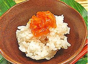 ご飯のお供をアレンジ!