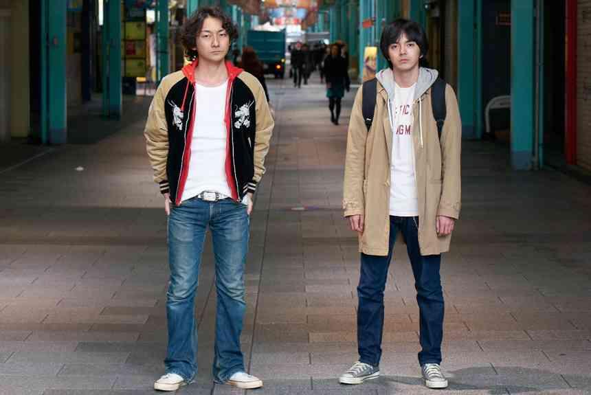NHKドラマ【火花】観てる人