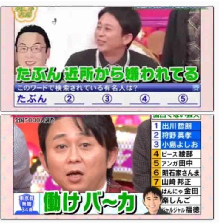 「クイズ☆タレント名鑑(スター名鑑)」について語りたい