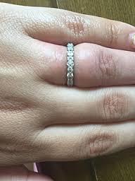 指が太ったりして結婚指輪が入らなくなった方いますか?