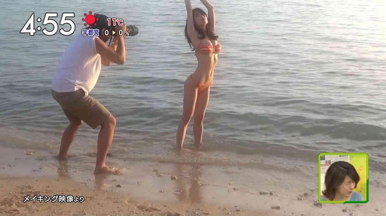 モデルの泉里香、初の水着&下着写真集で心境変化「自分を出すことが楽しい」