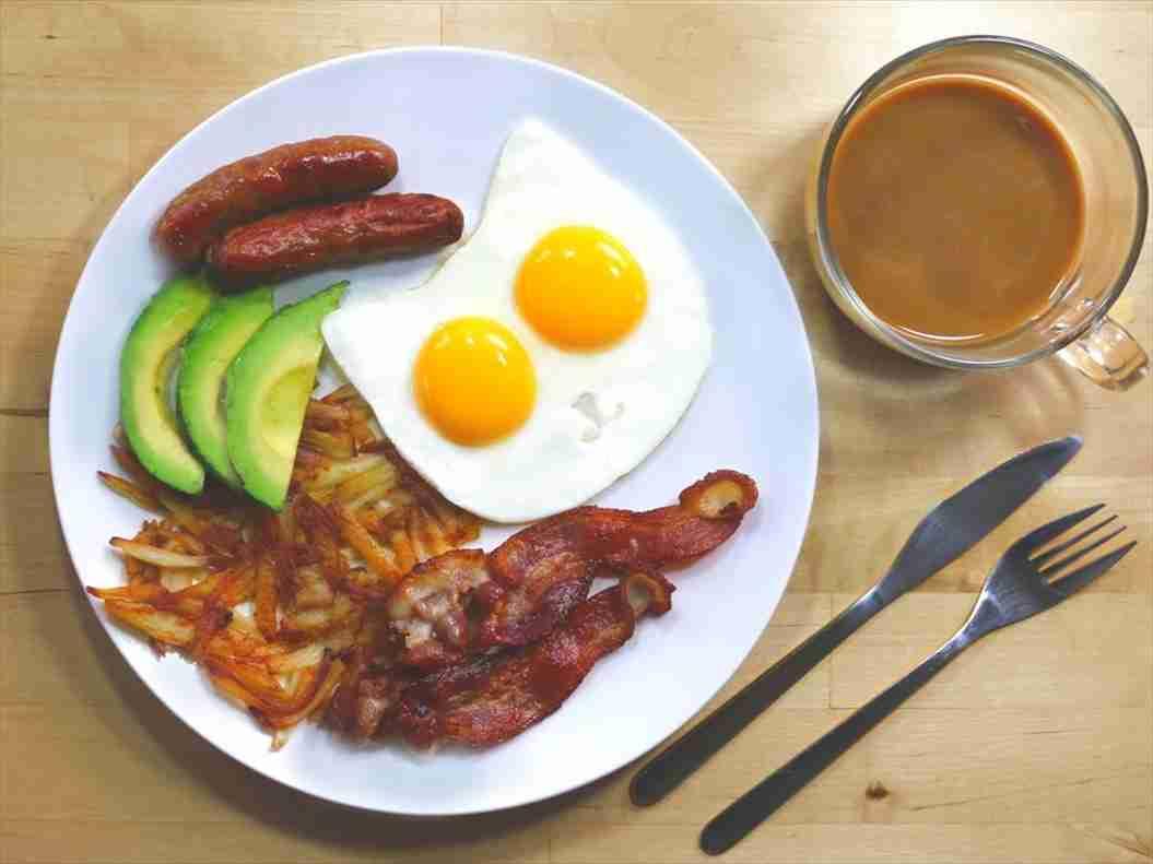 朝、食欲が湧かない方