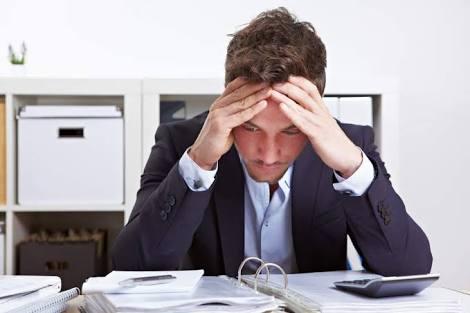 仕事でのストレス具体的に語る