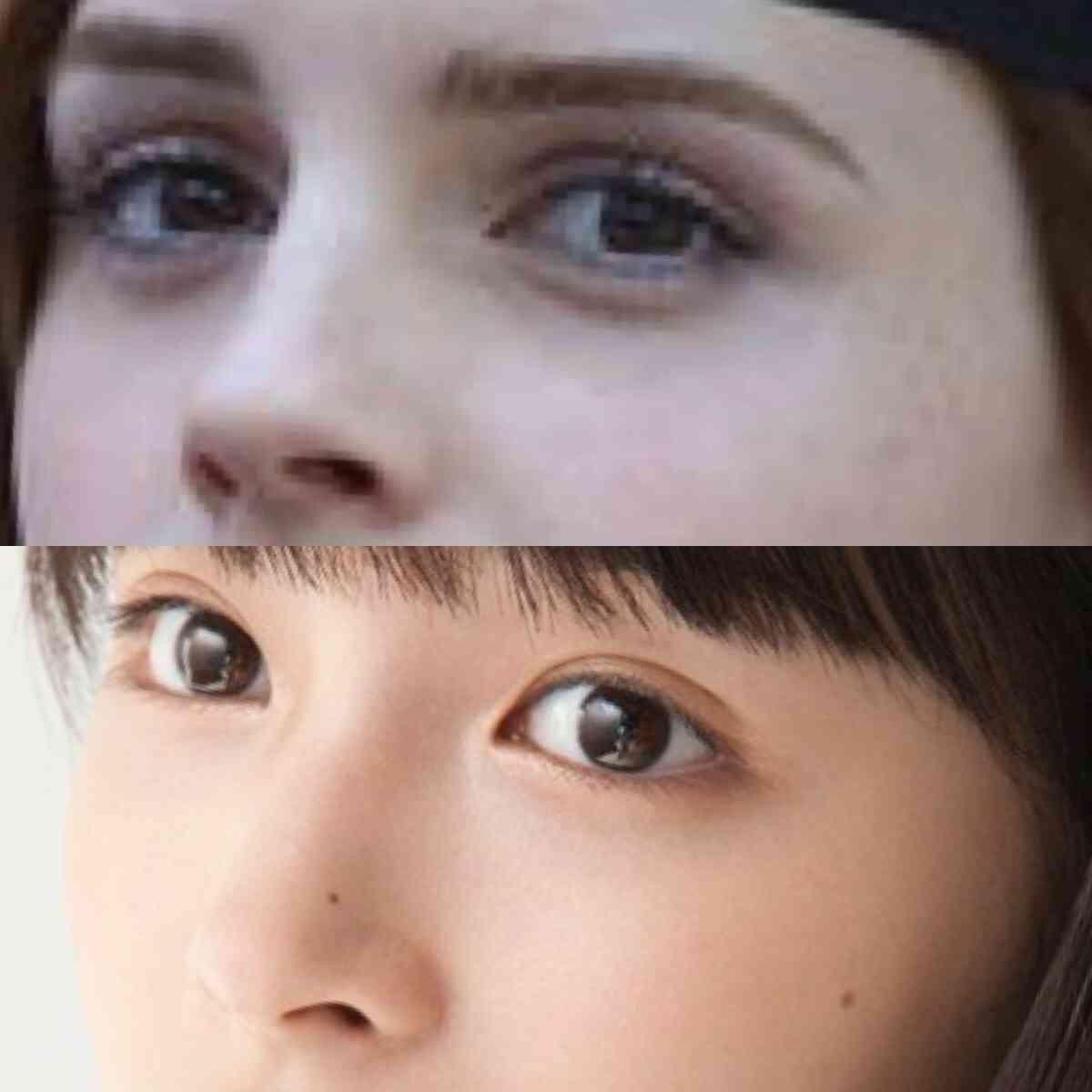 夏菜の眉の位置変わり印象が変化?ファンの意見割れる