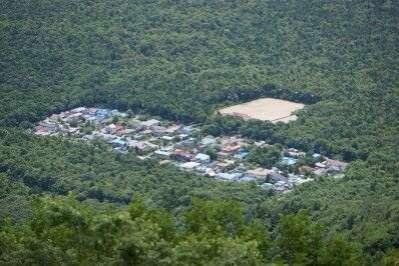 住所が区市以外の郡、村等に住んでいる方