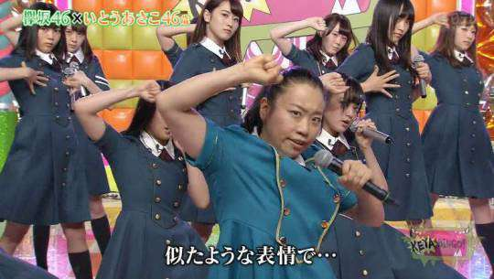 女性アイドルのダンスを語るトピ