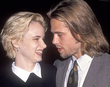 90年代のブラッド・ピットが「カッコ良すぎる」 元人気子役が公開した写真に話題沸騰