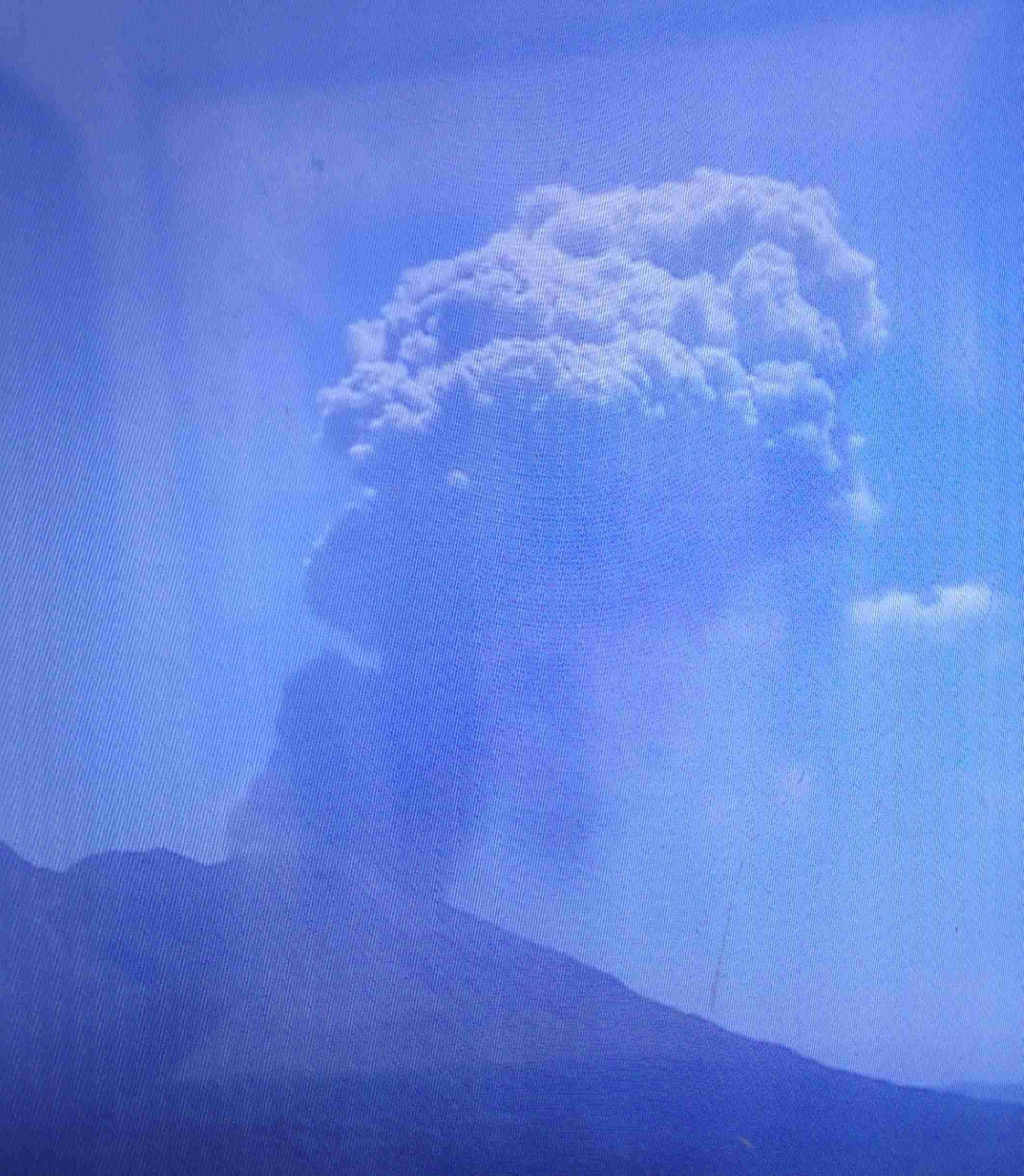 桜島昭和火口が噴火、噴煙は火口縁上3200メートルに到達