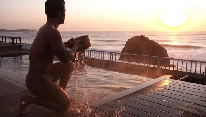 【マッチョ注意】イケメンマッチョが入浴するだけなのに…茨城県制作のPR動画が癒されると話題