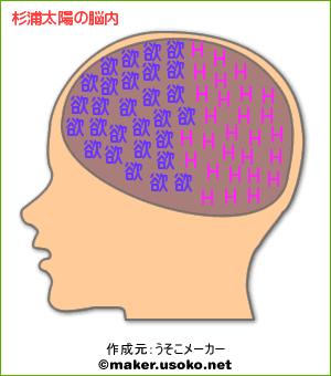 芸能人の脳内メーカーを貼りたい