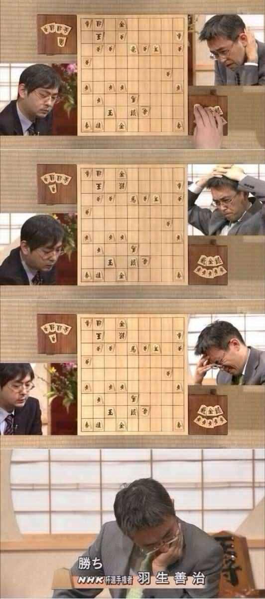 将棋棋士を語ろう