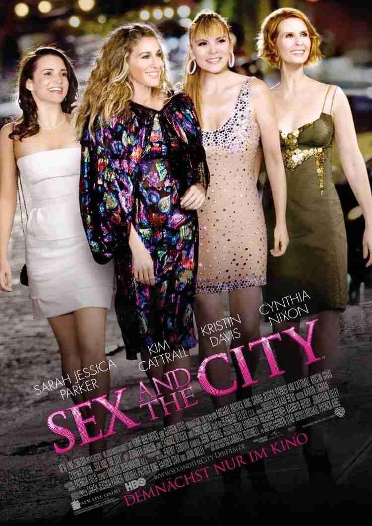 「セックス・アンド・ザ・シティ」観てた人ー