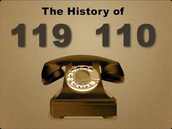 110番や119番、実際にかけたことありますか?