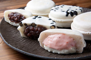 【画像】餅、大福、団子、求肥などのもちもちした食べ物