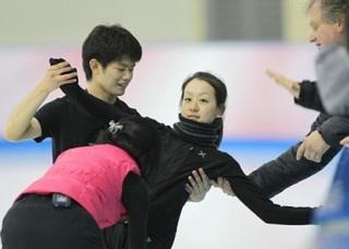 フィギュアスケート選手のオフ写真が集まるトピ♪