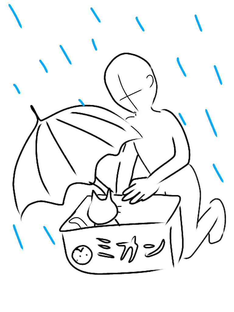 イケメンを描くトピ(絵トピ)