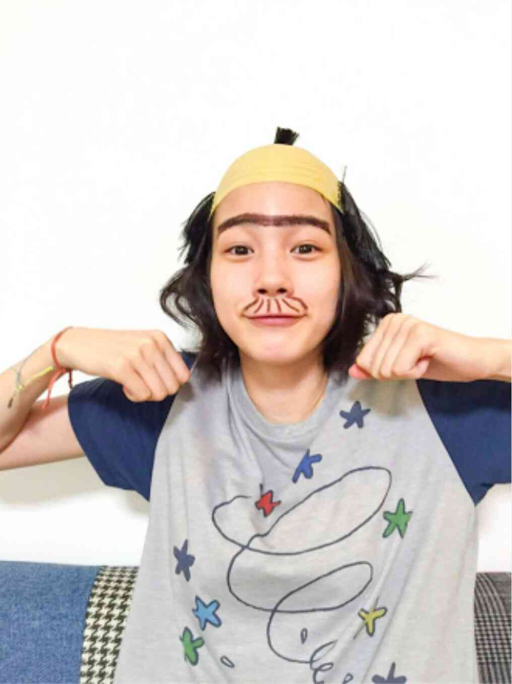 """桐谷美玲が衝撃的な""""落武者""""ショット公開!「どした?笑」「何やっても可愛い」"""
