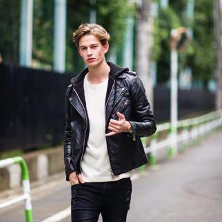 海外の男性モデル