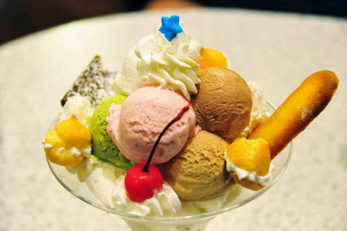 アイスクリームの画像ください