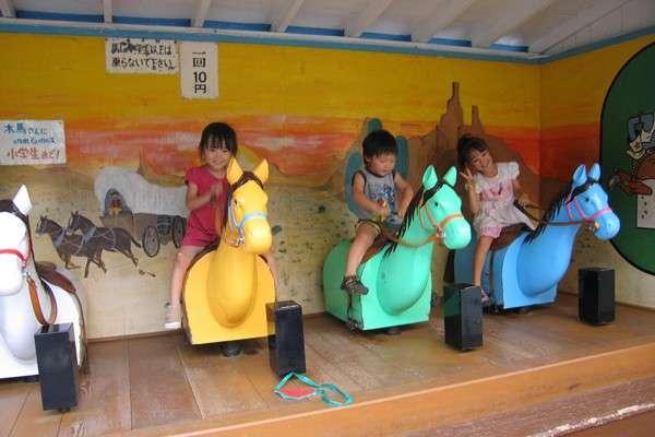 「日本一懐かしい遊園地」 るなぱあく人気 企画続々 昨年度遊具利用は最多146万人