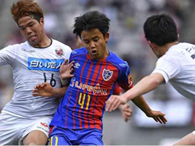 ボールボーイ小突いた馬渡和彰は2試合出場停止、液体かけたサポーターは無期限入場禁止処分