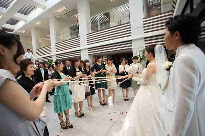 結婚式でのモヤモヤ