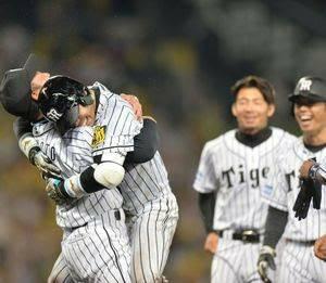 阪神ファンの人