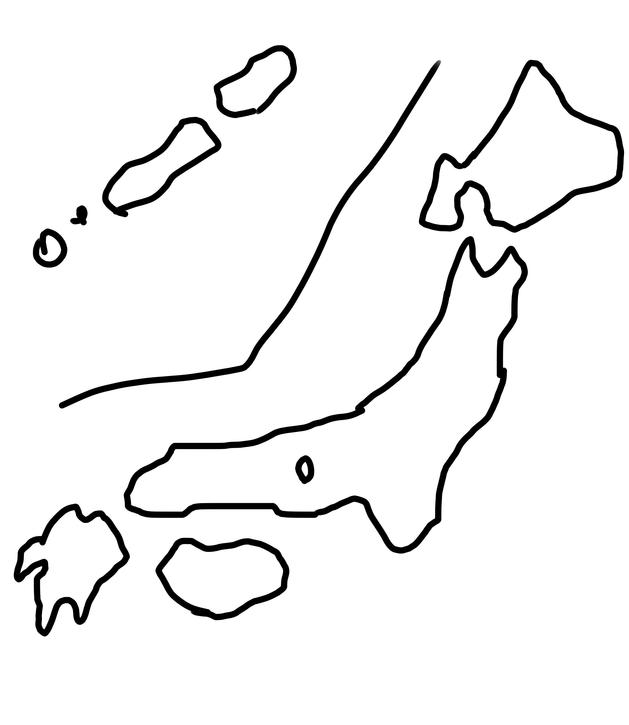 (お絵描き)日本列島を描いてみよう