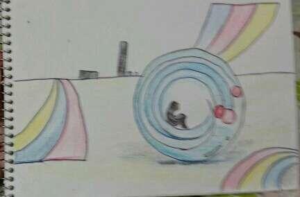 絵を描くの好きな人!