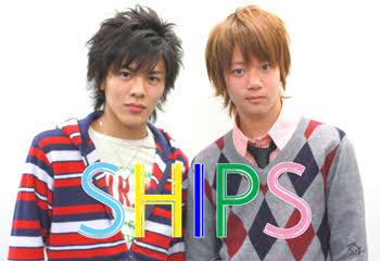SHIPSが好きな人