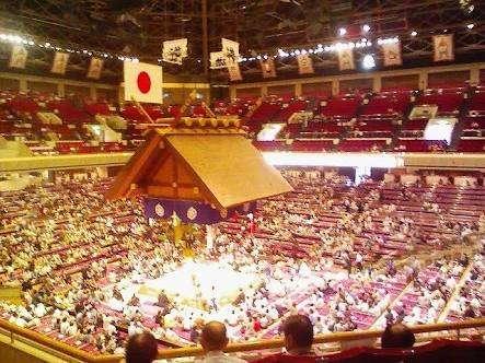 大相撲見に行ったことありますか?