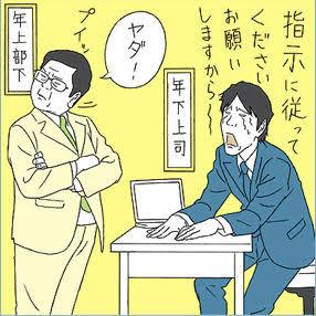 【年上の後輩】敬語・タメ口?