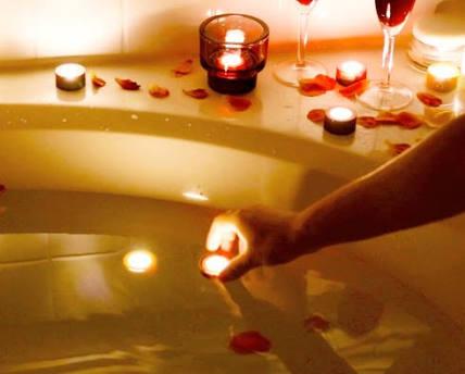 お風呂の楽しみ