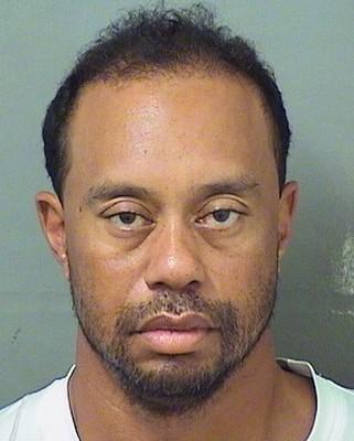 飲酒運転の疑い タイガー・ウッズ選手を逮捕