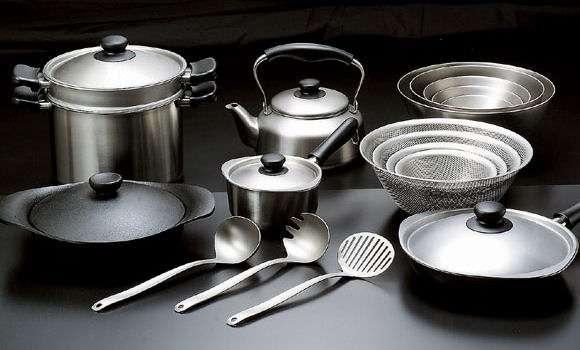 長年愛用している調理器具
