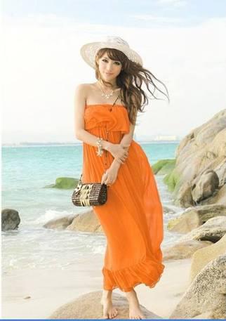 春夏のマタニティファッション