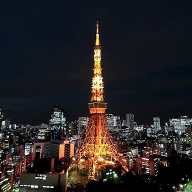 東京のススメ【ぼっち旅】