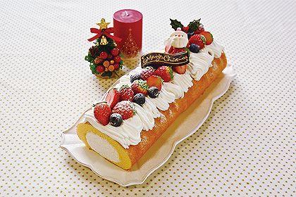 美味しいロールケーキ
