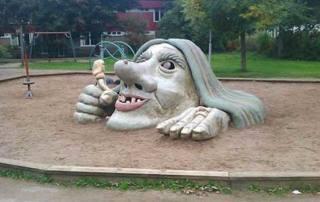 こんな公園はイヤだ!