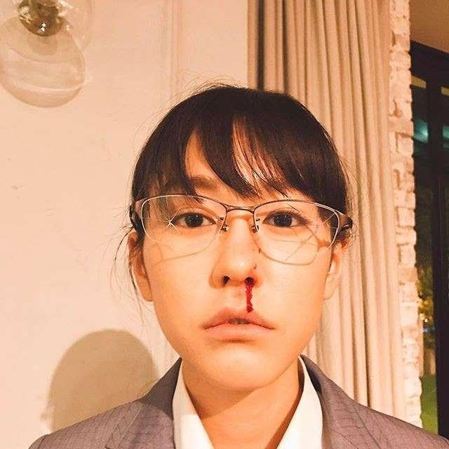 """桐谷美玲、""""落ち武者""""に続きファンキー過ぎる姿を公開!"""
