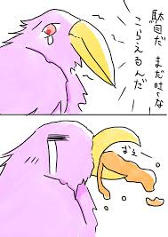 いろんなオエー鳥がみたいんです!