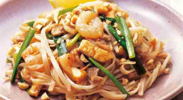 タイ料理が好きな人!