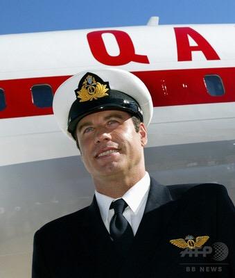 ジョン・トラボルタさん、自身のボーイング機を豪航空博物館に寄贈