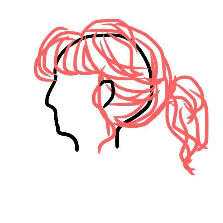 頭の形がコンプレックスの人