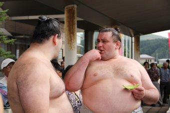 お相撲さんアルバムーいただきます編part2ー