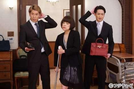 「with B」ブリリアン、ドラマ初出演 秘書役で女社長に仕える