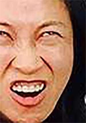 """ビビアン・スー、渾身の""""変顔""""もかわいい"""