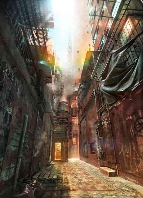 【二次元】幻想的な風景の画像で、現実逃避しませんか?