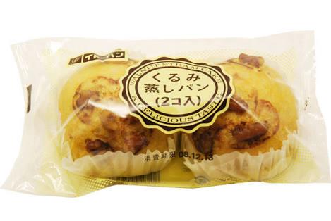 オススメの蒸しパンや蒸しケーキ