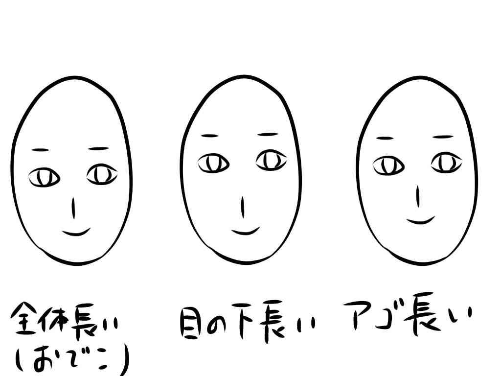 【切実】面長さんは今どんな髪型ですか?【悩み相談】